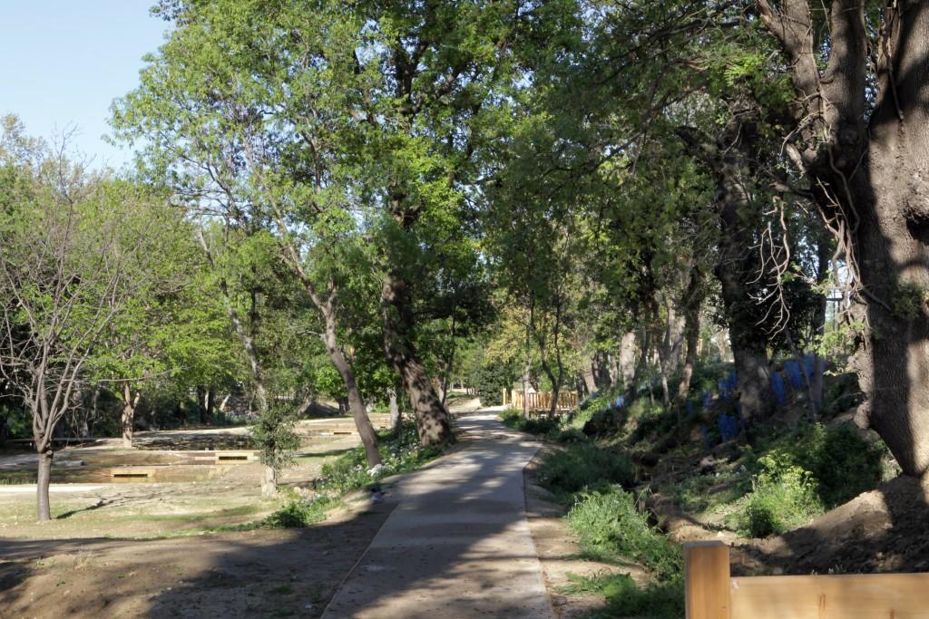 Jardins de la basse perpignan la catalane perpiny la catalana - Jardin en pente photos perpignan ...